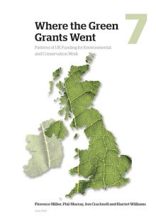 Where the Green Grants Went 7