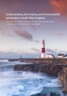 Understanding the Funding and Environmental Landscape in South West England