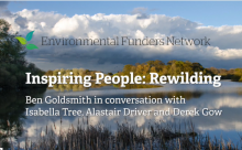 Inspiring People: Rewilding video and podcast