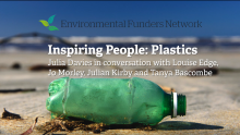 Inspiring People:Plastics video and podcast