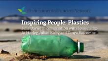 Inspiring People:Plastics video and podcast