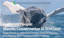 Inspiring People: Marine Conservation in Scotland video and podcast